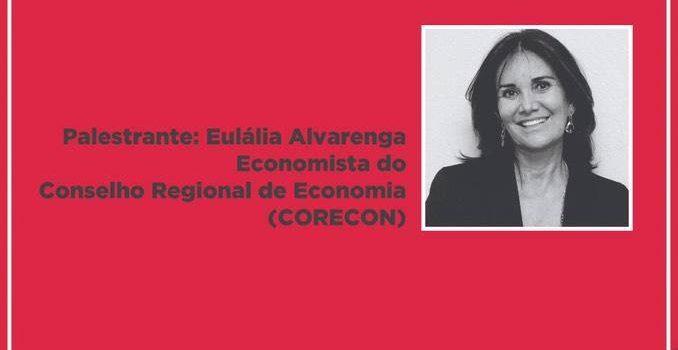 O CORECON-MG PARTICIPA DO 36º CONGRESSO MINEIRO DE MUNICÍPIOS COM ESTANDE E PALESTRA COM A ECONOMISTA EULÁLIA ALVARENGA