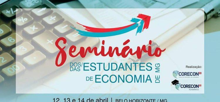 SEMINÁRIO DOS(AS) ESTUDANTES DE ECONOMIA DE MINAS GERAIS