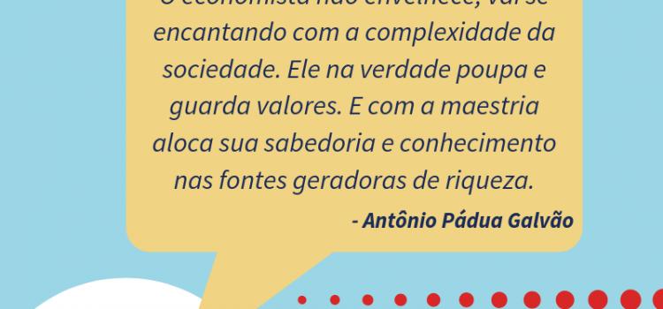 ECONOMISTA: 68 ANOS DA PROFISSAO